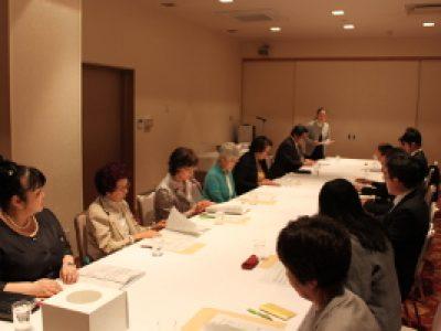 釜石商工会議所女性会平成28年度通常総会を開催いたしました