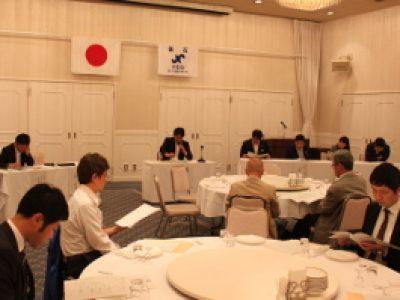 釜石商工会議所青年部平成28年度通常総会を開催いたしました