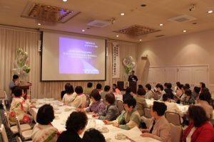 研修会では、世界遺産室の杜主査より講演いただきました。