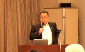 袋井商工会議所鈴木専務理事からは、前回釜石で開催された時の状況などをお話しいただきました。