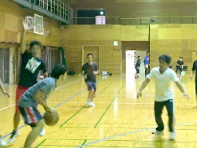 釜石商工会議所青年部バスケットボールチームの活動が本格的になってきました!