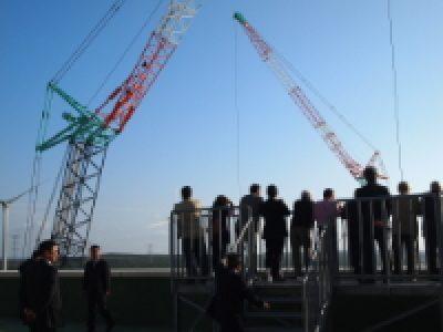 釜石地区エネルギー懇談会 平成28年度視察研修会を実施しました。